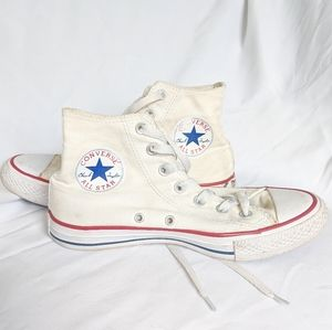 High Top Converse One Star Sneakers